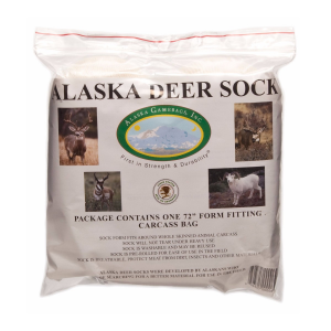 Alaska Game Bags Rolled Deer Sock