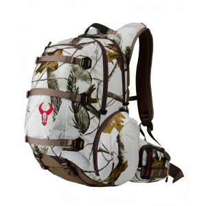 Badlands Superday Snow Camo Backpack - Limited Edition