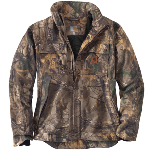 Carhartt Quick-Duck Camo Traditional Jacket