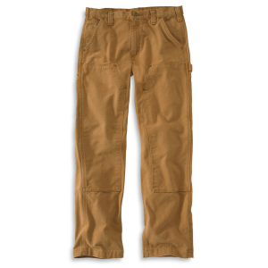Carhartt Weathered Duck Double-Front Dungaree Pant