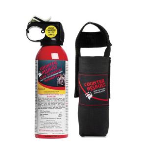 Counter Assault 10.2oz Bear Deterrent Spray w/ Holster