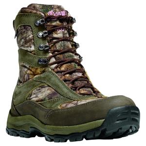 "Danner Women's High Ground 8 400 Gram Hunting Boot"""