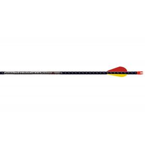 Easton Full Metal Jacket Half-Dozen Arrows w/ HIT Insert