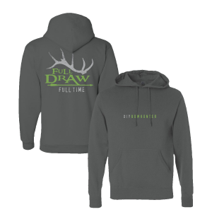 Full Draw Film Tour DIY Bowhunter Sweater