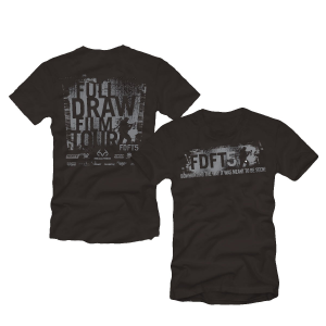 Full Draw Film Tour FDFT5 T-Shirt