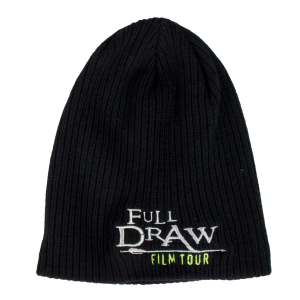 Full Draw Film Tour Knit Beanie
