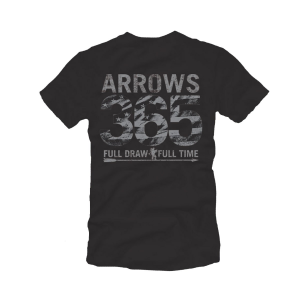 Full Draw Film Tour Men's Arrow 365 T-Shirt