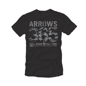 Full Draw Film Tour Men's Arrow 365 T-Shirt