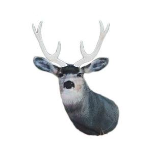 Heads Up Decoy Mule Deer Buck Decoy