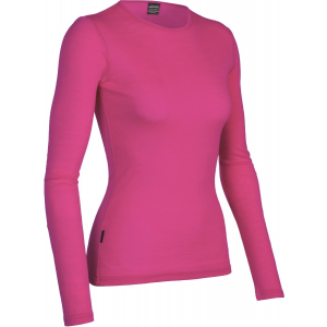 IceBreaker Everyday LS Crewe Womens Baselayer Shirt