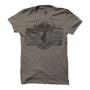 King's Camo Logo T-Shirt