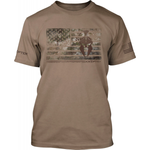 Kryptek Highlander Flag Logo Tee