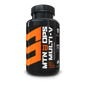 MTN OPS Men's Multi-V - Daily Multivitamins