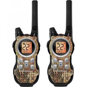 Motorola 35-Mile Range Talkabout 2-Way Radio Set