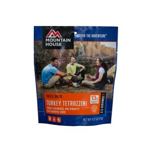 Mountain House Turkey Tetrazzini Entree