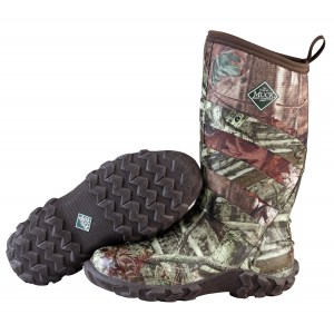 Muck Pursuit Field Runner Camo Boot