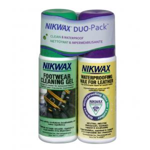 NIKWAX Footwear DuoPack