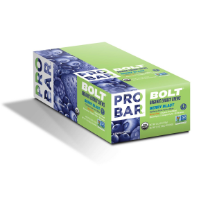 PROBAR Bolt Berry Blast Organic Energy Chews - 12-Pack