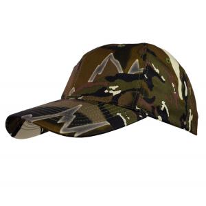 Predator Camo Poly Brim Hat