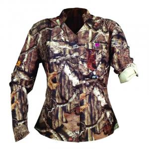 ScentBlocker Sola Ladies Recon L/S Shirt
