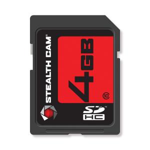 Stealth Cam SDHC Memory Cards