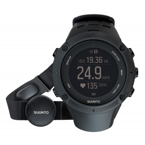 Suunto AMBIT3 Peak Watch w/ Heart Rate Monitor