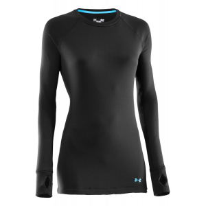 Under Armour Womens Base 3.0 Crew Top