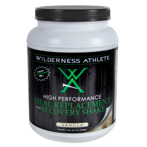 Wilderness Athlete Meal Replacement and Recovery Shake